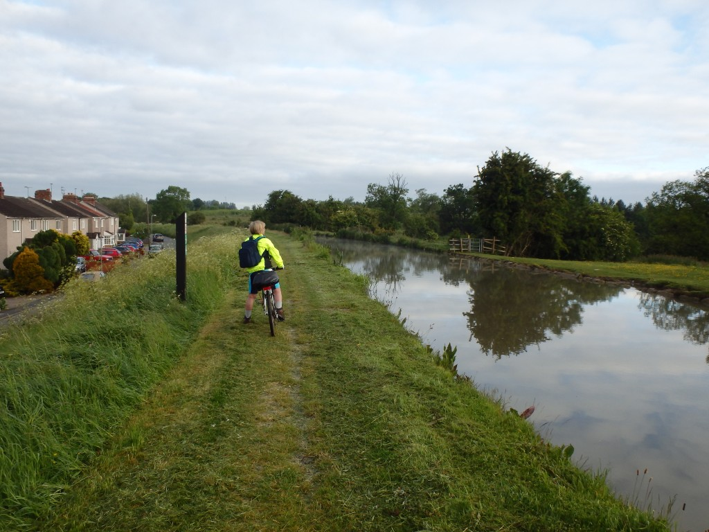 The Start at Ansty
