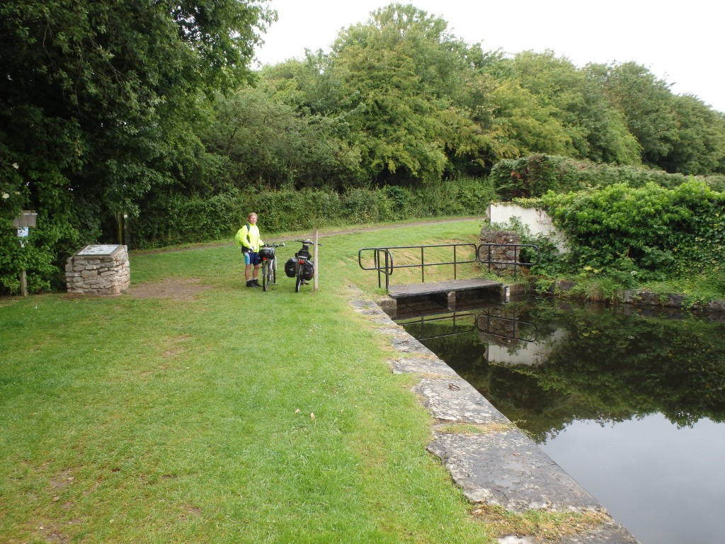 "The FIRST ""end of the Lancaster canal"