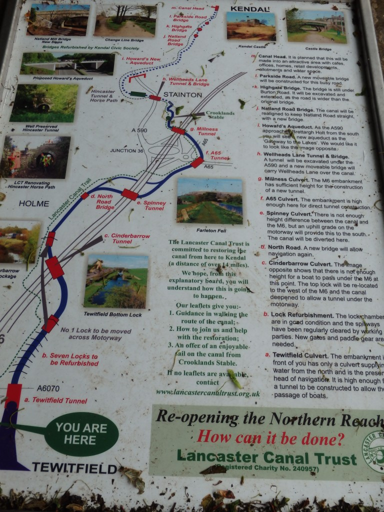 The plan to re open the northern stretch