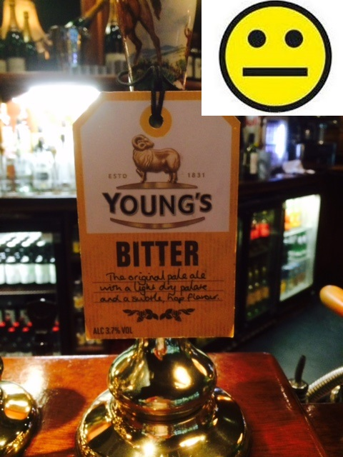 Youngs Bitter ABV