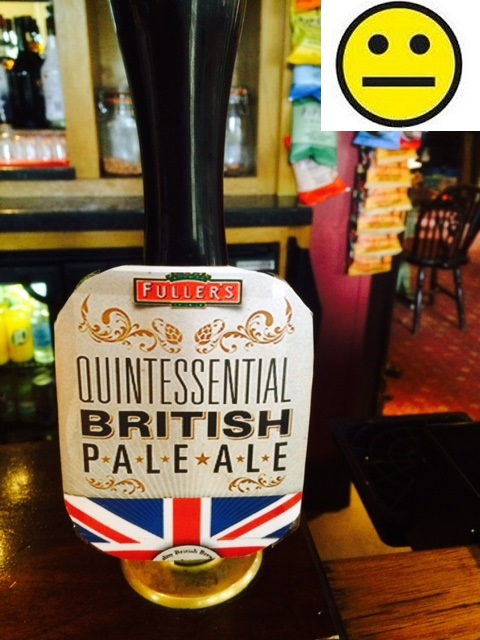 Fullers Pale ale